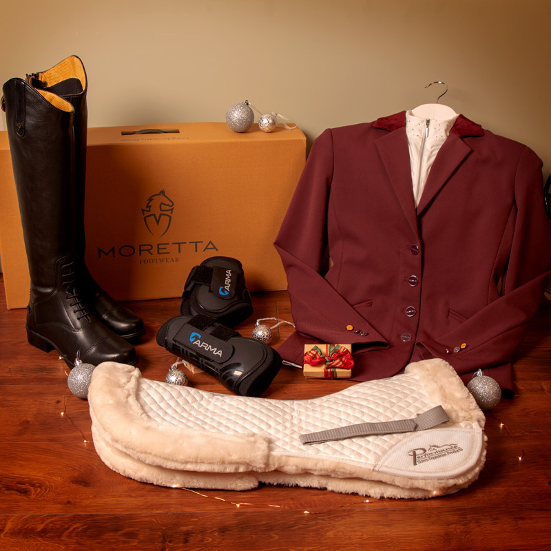 showjumping star shires christmas gift guide
