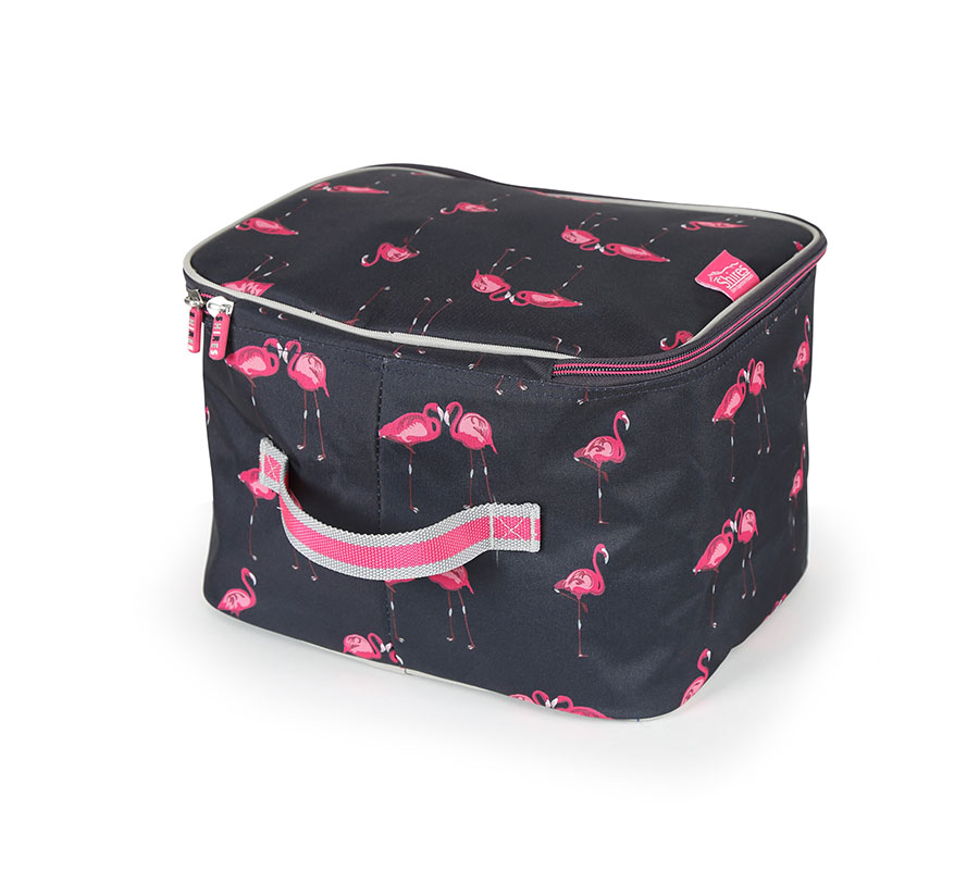 Hat Bag - Flamingo Print