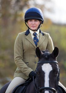 aubrion saratoga tweed jacket