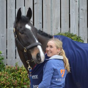 rosa onslow aubrion team shires sponsored rider