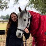 caroline martin shires sponsored rider